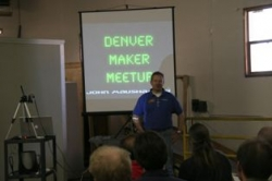 Inaugural Denver Maker Group Meeting_4